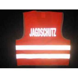 "Warnweste ""Jagdschutz"""